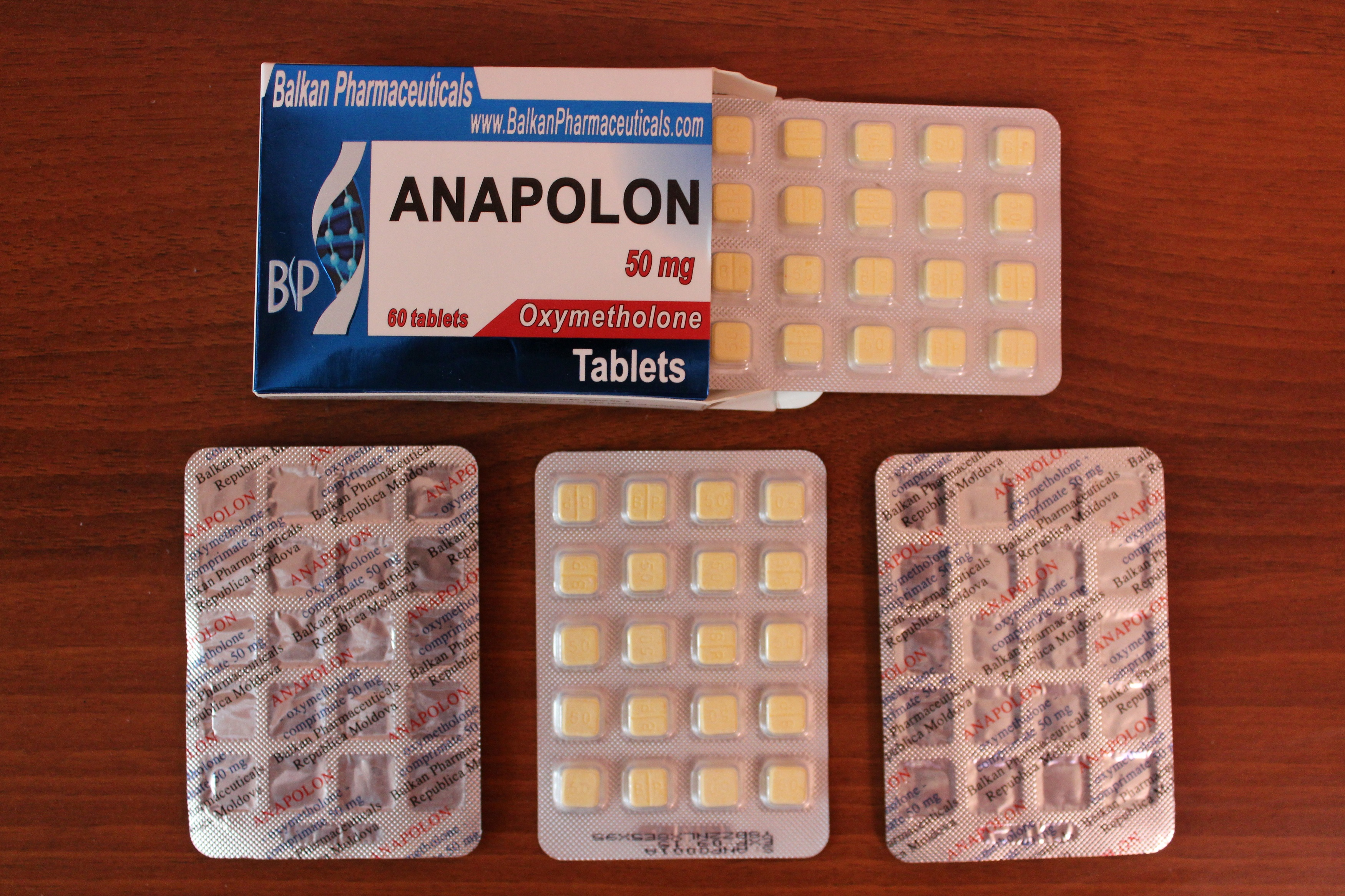 Anapolon 50 - Buy steroids in UK